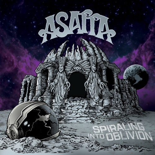 Asatta - 'She Died Long Ago' (Burnout Planet Records)