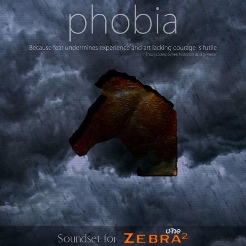 """""""Fragmentation"""" by Antriksh Bali (Phobia Samplepack, Zebra² Presets)"""