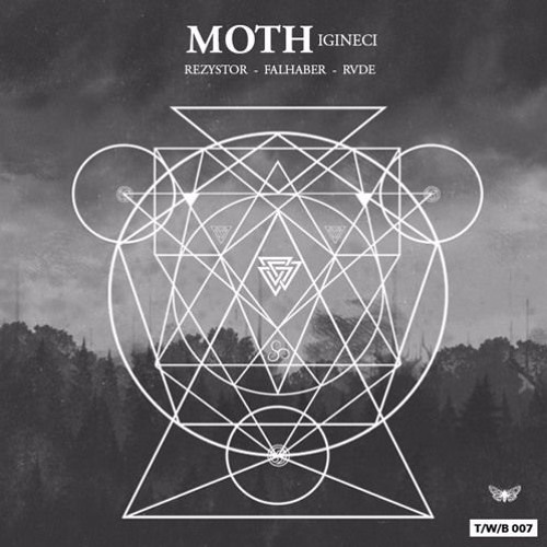Moth - Disused Cella (Rezystor Remix) [TWB007]