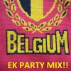 Belgium Devils Party Mix for UEFA EURO 2016