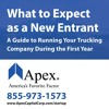 What to Expect as a New Entrant   A Guide to Running Your Trucking Company in the First Year