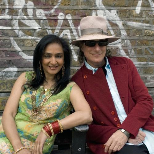 """Special Rider Blues""--Gary Lucas and Najma Akhtar"