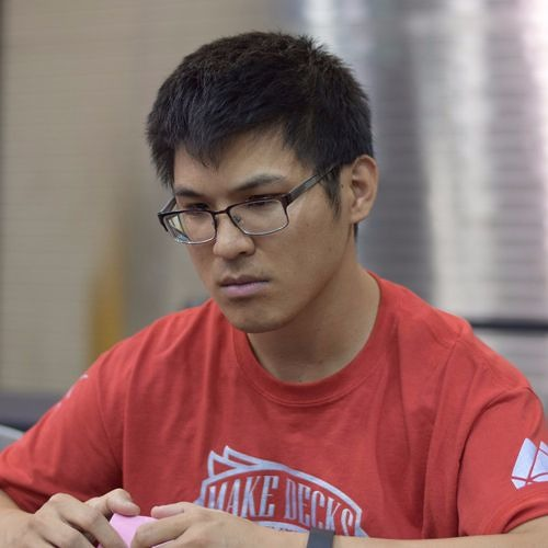 #001 - Jarvis Yu talks about becoming a better Magic player, winning a Legacy Grand Prix, and more!