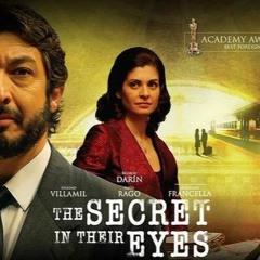 The secret in their eyes - sound trach