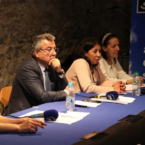 Kantara 2015/2016 - Table ronde : Méditerranée, similitudes et différences
