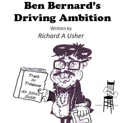 Ben Bernard's Driving Ambition: Shackleton's High Seat Chair (Remix)