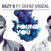 Bazy B Feat Ckenz Voucal - I Found You Radio Edit