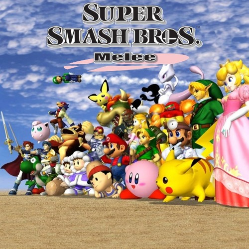Dr. Mario – Super Smash Bros. Melee