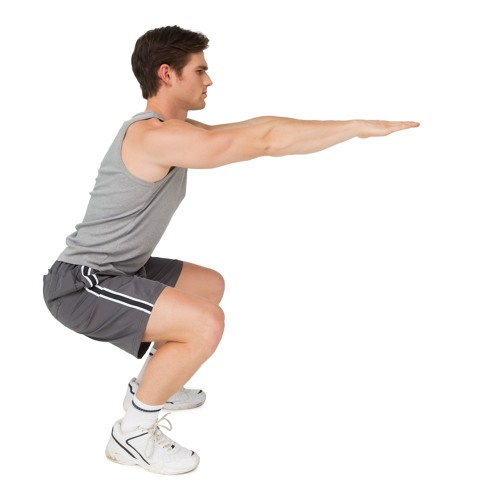 FITNESS: Lessons learnt from doing 1k squats