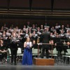 The Thaw for Soprano, Tenor, Mixed Choir and Wind Ensemble (2016) - (LIVE, Premiere)