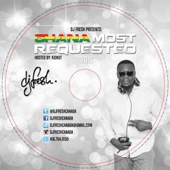 GHANA MOST REQUESTED - 2016