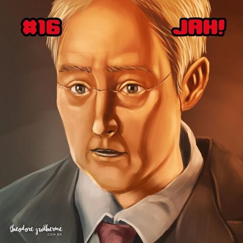 Jah! #16 - Anomalisa
