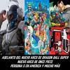 NOTICIAS Información Del Arco De Trunks Del Futuro, Nuevo Arco De One Piece Y Más