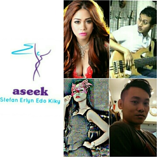 """Pilih Ahok by """"Aseek"""" @Stefan, Edo, Erlyn, Kiky. Aseek lagunya, Aseek goyangannya, Aseek gubernurnya....ayoo di share, krn kami Aseek Independent!!!"""