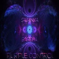 Sajanka & Barsha - Purple Control Artwork
