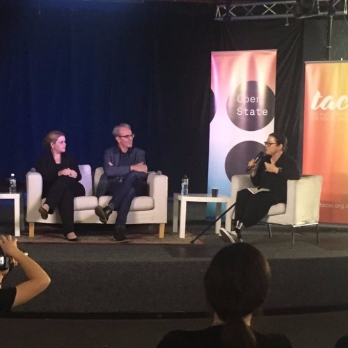 Ep 32 Overcoming challenges, finding purpose - Panel, live at Social Capital Conference