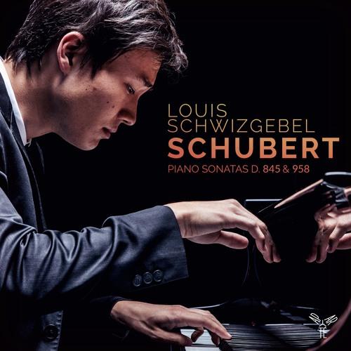 Schubert - Piano Sonata No. 16 D. 845 (moderato) Louis Schwizgebel
