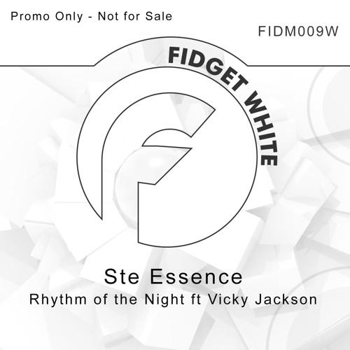 Ste Essence - Rhythm of the Night ft Vicky Jackson