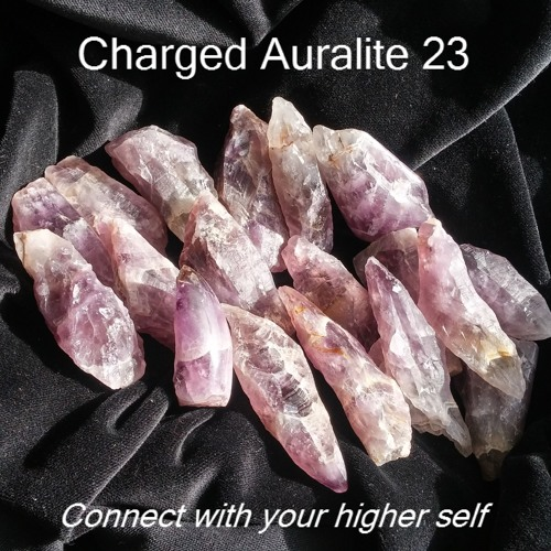 Charged Auralite 23 Audio Diaries 07Jun16