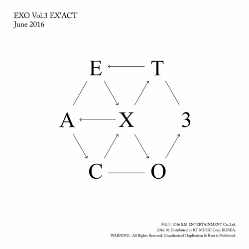 K2NBlog ♥ K Pop 30th EXO Monster soundcloudhot