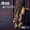 Ahzee & Faydee - Burn It Down (Radio Edit)