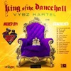 VYBZ KARTEL - KING OF THE DANCEHALL - OFFICIAL MIX CD