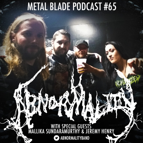 Metal blade records podcast serial