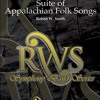 Suite Of Appalachian Folk Songs performed by The West Virginia University Wind Symphony