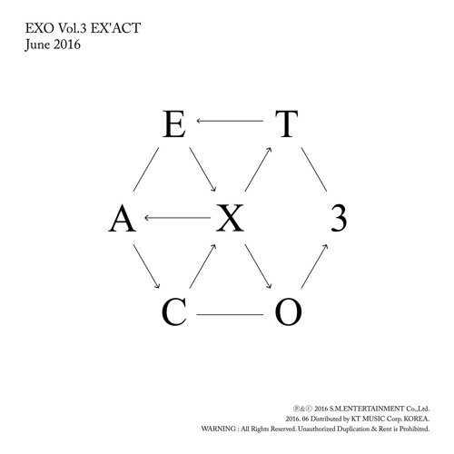 Grecia HM EXO Lucky One soundcloudhot