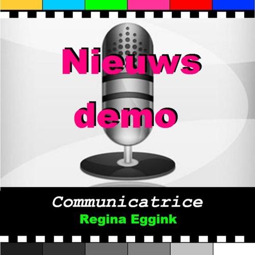 Nieuwsdemo Regina Eggink