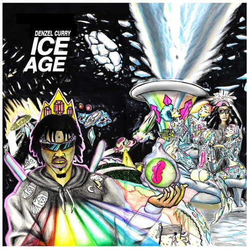 Denzel Curry - Ice Age