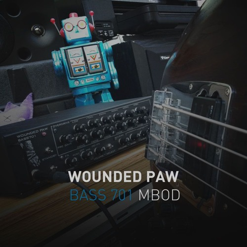 Wounded Paw - Bass 701 (Multi-band Overdrive amp)