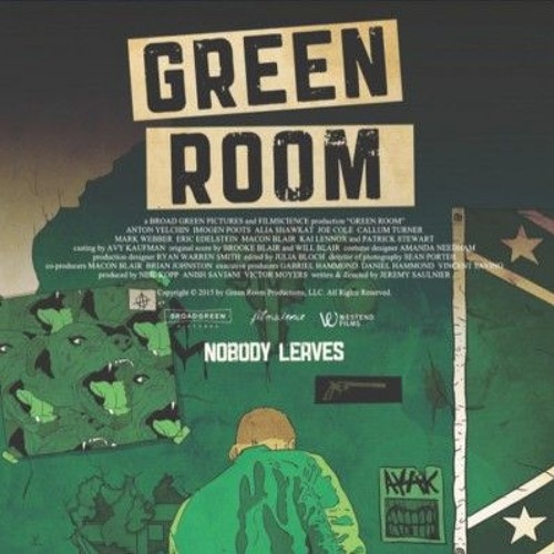 KultuRadar: Punks im Nazi-Schuppen - der Thriller «Green Room»