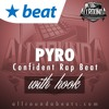 Instrumental With Hook - PYRO (w/hook by Dubby) - (Beat by Allrounda)