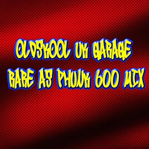 OldSkool UK Garage (rare.as.phunk.600.mix)-Free DL