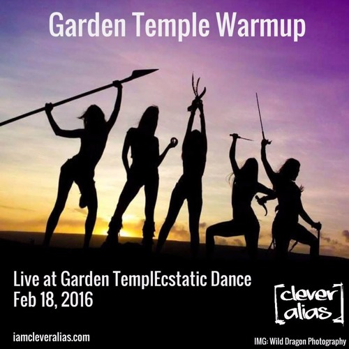Garden Temple Warmup - Feb 18 2016