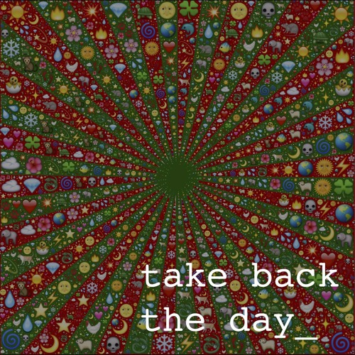 Take Back the Day - Distraction