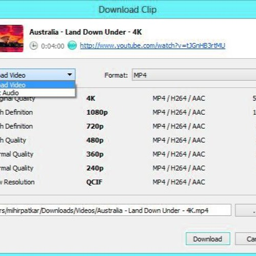 4k video download keygen