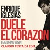 Enrique Iglesias feat Wisin - Duele El Corazon (Claudio Testa Dj Edit)Free Download: Buy!