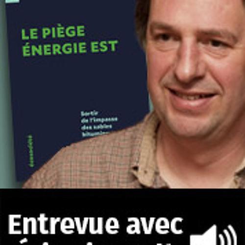 Le Pied  A  Papineau - 30 Mai 2016 Entrevue Érik Pineault