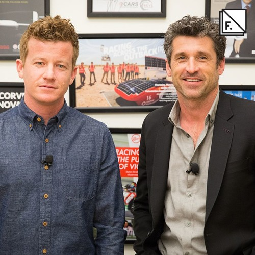 Episode 35: Mindset of a Champion with Patrick Dempsey + Patrick Long (live from the Revs Program)