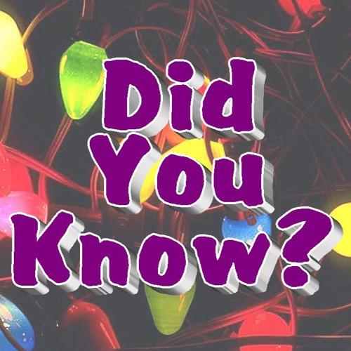 Did You Know? - Christmas