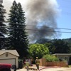 Structure Fire Erupts Doors Down From KMUD Studios mp3