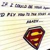 Superman - Joe Brooks (lol wrong lyrics)