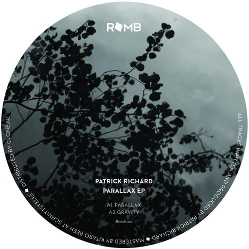 ROMB010 — Patrick Richard — Parallax EP — Parallax