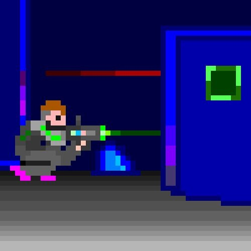 Fun With Laser Guns [FDS]