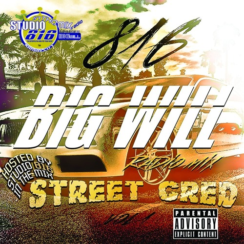 Studio 816 Mixtape Street Cred Vol 1