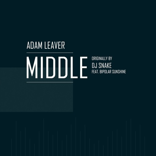 Middle (Cover of Middle by DJ Snake feat. Bipolar Sunshine)