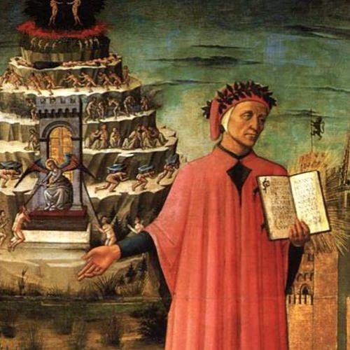 Dante on his 750th birthday | John Took