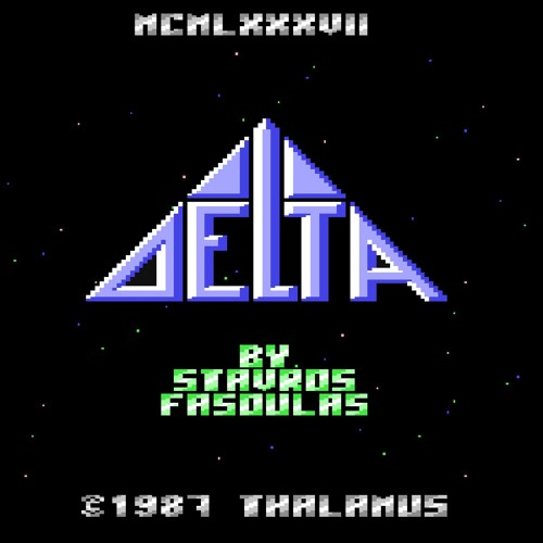 Delta - Wings Of Glass Remix (Title)